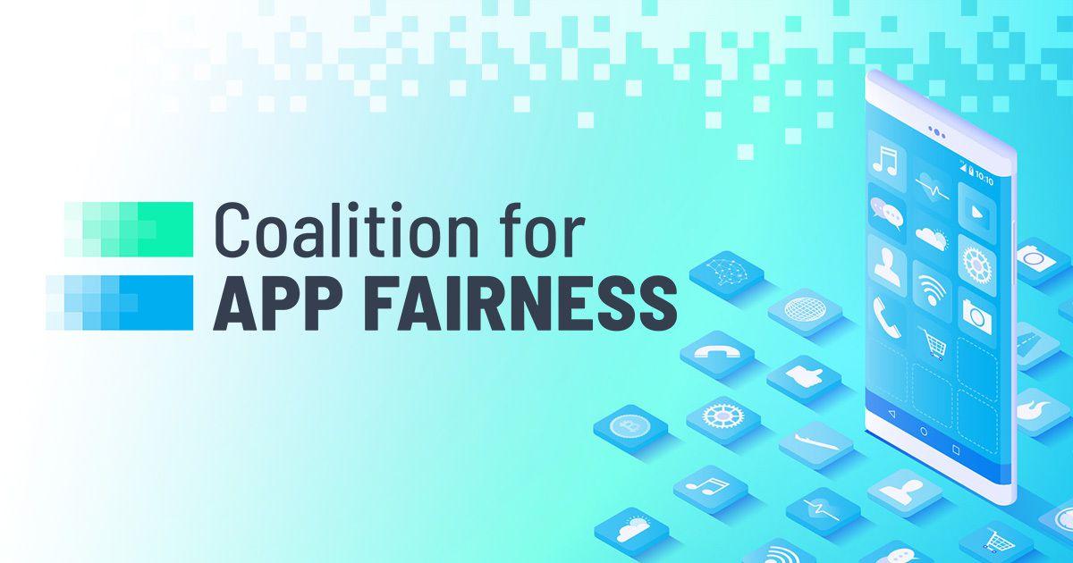 20 nouvelles applications rejoignent la coalition contre l'App Store et le Google Play Store